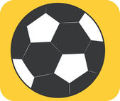 Football — Stock Vector