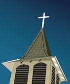 Church dome — Stock Vector