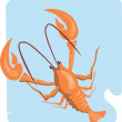 Shrimp — Stock Vector #31146271
