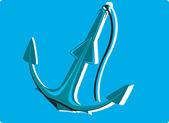 Anchor — Stock Vector