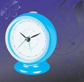 Time piece — Stock Vector