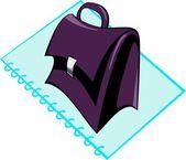 Bag — Stock Vector