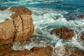 Praia dos pescadores — Fotografia Stock