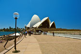 Sydney Opera House view — Foto de Stock