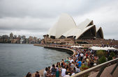 Sydney Opera House view — Stock Photo