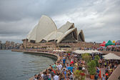 Sydney Opera House view — Foto Stock
