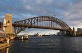 Sydney Harbour Bridge view — Stock Photo