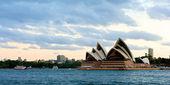 Sydney Opera House view — Stock Photo