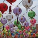 Chinese Lamp Hang — Stock Photo #28539903