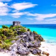 Temple of Tulum — Stock Photo #27315519