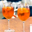 Spritz aperitif — Stock Photo