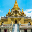 Stupa relegion of thailand building — Stock Photo