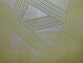 Gold cross line vinyl — Stock Photo