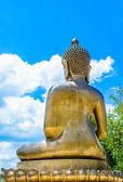 Big Buddha statue of thailand — ストック写真