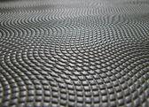 серебряный кривой шишка — Стоковое фото