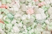 Plastic foam — Stock Photo