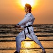 Martial arts — Stockfoto