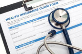 Health insurance — Stock Photo