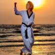 Taekwondo — Stock fotografie
