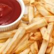 Постер, плакат: Crispy french fries