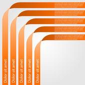 Modern infographic. Design elements — Stock Vector