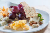Assorted cheese — Stock Photo