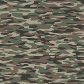 Camouflage Textile Pattern — Stock Vector