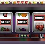 ������, ������: Slot Machine Broke