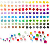Colorful Gems — Stock Photo