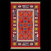 Carpet — Stock Vector