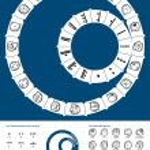 Постер, плакат: Tzolkin Maya Calendar