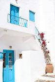 Traditional greek house on Sifnos island, Greece — Foto Stock