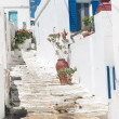 Traditional greek house on Sifnos island, Greece — Foto Stock
