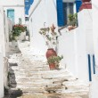 Traditional greek house on Sifnos island, Greece — Lizenzfreies Foto