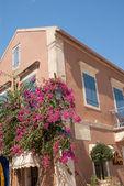Fiscardo on the Island of Kefalonia in Greece — Stock Photo