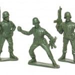 Постер, плакат: Toy soldiers