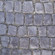 Stock Photo: Road paved stone