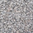 Granite rubble — Stock Photo