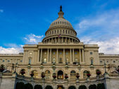 United States Capitol Building, Washington, D.C. Taken August, 2008. — Stock Photo
