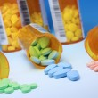 Stockfoto: Prescription Drugs