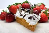 Pastry Dessert — Stock Photo