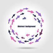 Fundo abstrato — Vetorial Stock