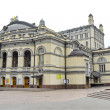 Stock Photo: Kiev Opera House in Kiev city, Ukraine.