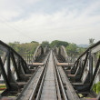 Bridge over the River Kwai, Thailand. — Stock Photo #40454519