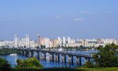 View of Paton Bridge — Stock Photo