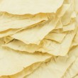 Texture of old paper, fabric as background — Stock Photo #35353677
