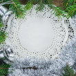 Christmas. Christmas Decoration Holiday Decorations Isolated on — Stockfoto #36136503