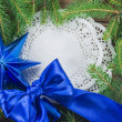 Christmas. Christmas Decoration Holiday Decorations Isolated on — Stockfoto #36136509