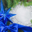 Stok fotoğraf: Christmas. Christmas Decoration Holiday Decorations Isolated on
