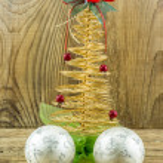 Christmas Vintage decoration border design over old wood backgro — Stock Photo #37554379